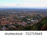 urban landscape. | Shutterstock . vector #721715665