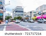 silver spring  usa   september... | Shutterstock . vector #721717216