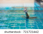 Small photo of victims Hand of drowning child needing help. Failure and rescue concept.