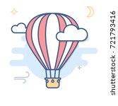 Hot Air Balloon Line...