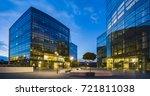 szczecin  poland september 2017 ... | Shutterstock . vector #721811038