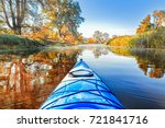 View From The Blue Kayak On Th...