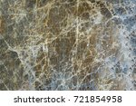 brown marble natural pattern ... | Shutterstock . vector #721854958