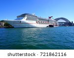 sydney  australia  5 aug 2017 ... | Shutterstock . vector #721862116