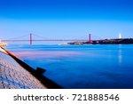 lisbon  lisbon district  lisbon ... | Shutterstock . vector #721888546