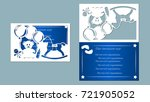 laser cutting  children's... | Shutterstock .eps vector #721905052