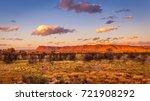 Small photo of George Gill Range in Watarrka National Park (Kings Canyon), Northern Territory, Australia