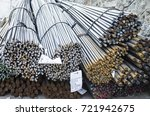 construction iron | Shutterstock . vector #721942675