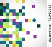 vector background. brand new... | Shutterstock .eps vector #721982815