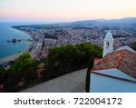 view from the castle of the...   Shutterstock . vector #722004172