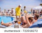 odessa  ukraine may 8  2015 ... | Shutterstock . vector #722018272