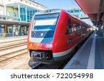 munich  germany   july 25  2017 ... | Shutterstock . vector #722054998
