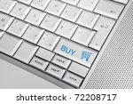Silver Keyboard With Shopping...
