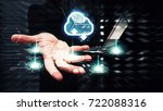 Cloud Computing Technology For Network - Fine Art prints