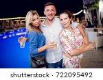 odessa  ukraine september 6 ... | Shutterstock . vector #722095492