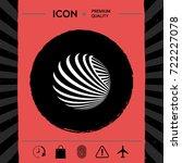 logo design. earth | Shutterstock .eps vector #722227078