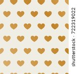vector illustration with golden ... | Shutterstock .eps vector #722319022