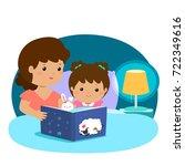 a vector illustration of a... | Shutterstock .eps vector #722349616