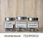 money saving ideas for the... | Shutterstock . vector #722392012