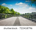 the beautiful park | Shutterstock . vector #722418796