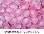 background of pink rose petals. ...   Shutterstock . vector #722436472