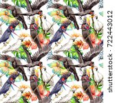 Sky Bird White Macaw Parrot...