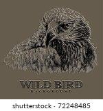 Eagle Grunge Illustration  ...