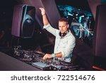odessa  ukraine july 13  2015 ... | Shutterstock . vector #722514676