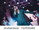 odessa  ukraine july 11  2014 ...   Shutterstock . vector #722532682