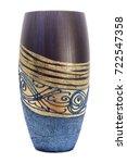 vase .decorative vase.   Shutterstock . vector #722547358