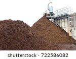 fertilizer as a product of... | Shutterstock . vector #722586082