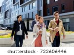 business  education and... | Shutterstock . vector #722606446