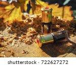 fragrant oil. scented oil.... | Shutterstock . vector #722627272