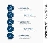 modern infographic templates | Shutterstock .eps vector #722642356