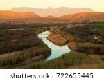 The Rio Grande As Viewed From...