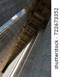 regensburg  germany   august 05 ... | Shutterstock . vector #722673352