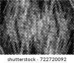 halftone dots texture... | Shutterstock .eps vector #722720092