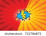 fight backgrounds comics style... | Shutterstock .eps vector #722786872