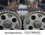 Small photo of malaysia. sept 23, 2017. Toda camshaft pulley, adjustable cam gears for performance .adjust timing belt.