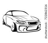 car vector | Shutterstock .eps vector #722862316