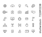 information technology  vector | Shutterstock .eps vector #722892238