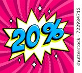 purple sale web banner. sale... | Shutterstock .eps vector #722934712
