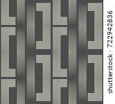 seamless vertical line pattern. ... | Shutterstock .eps vector #722942836