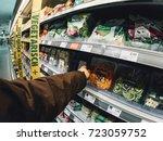 frankfurt  germany   may 3 ... | Shutterstock . vector #723059752