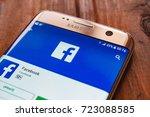 kazan  russian federation   sep ... | Shutterstock . vector #723088585