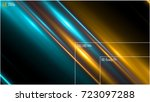 4k    full hd    hd ready... | Shutterstock . vector #723097288