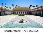 Bahia Palace  Marrakesh  Morocco