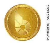 cryptocurrency bitshares | Shutterstock .eps vector #723218212