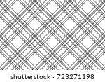 white color check pixel... | Shutterstock .eps vector #723271198