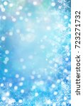 abstract xmas background | Shutterstock . vector #723271732